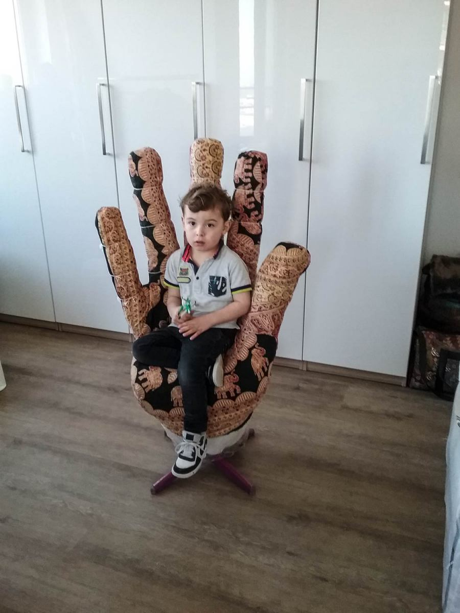 handstoel
