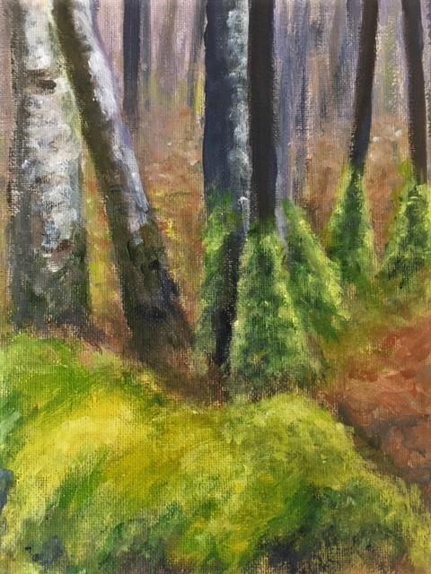 bemoste-treek-acryl-30x25-cm-